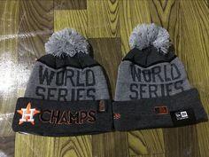 8.98 MLB Houston Astros World Series Champs Beanies Winter Hats 74fd833d743