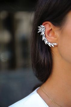 Frosting Files - Ear Cuffs