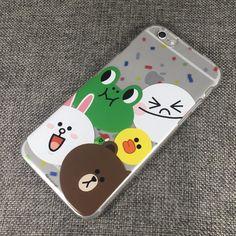 LF101 LINE Friends Phone Case Friends Phone Case, Line Phone, Line Friends, Concept, Phone Cases, Accessories, Shoes, Zapatos, Shoes Outlet