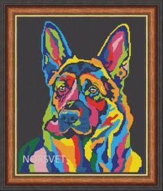 Gallery.ru / German Shepherd Dog - Радужное - Norsvet