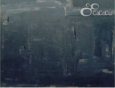"""Sin título"". Óscar Luis Pérez Ocaña. Técnica: Acrílico. Dimensiones: 147 x 114'5 cm"