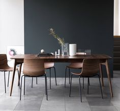Dulwich Extendable Dining Table by Matthew Hilton for Case Furniture.