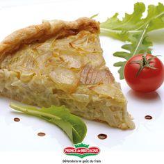 La fameuse tarte à l'oignon de Roscoff | Cuisinons les legumes