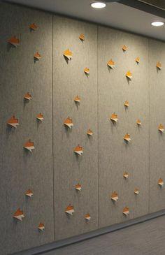 felt acoustic panels of Selina Rose