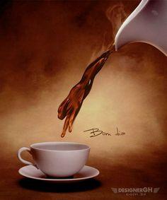Pantera de café