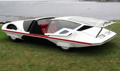 1970 FERRARI MODULO concept