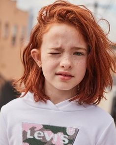 Pin by Carolaine on Crianças Ruivas in 2020 Ginger Kids, Cute Ginger, Cute Kids Photography, Beautiful Red Hair, Girls With Red Hair, Grunge Hair, Beautiful Children, Freckles, Pretty People