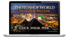 I'm thinking about going this year. Who's with me?  Photoshop World | The Must-Attend Conference for Photographers & Photoshop Users