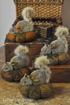 Bushy Tails!M,Taylor: I need to make one of these for my squirrel collection