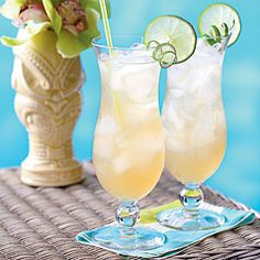 5 Twisted Tiki Drinks    Get into the Polynesian spirit with these new takes on traditional island drinks. Writer: Kathy Casey