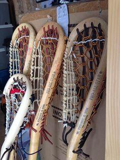 traditional lacrosse sticks