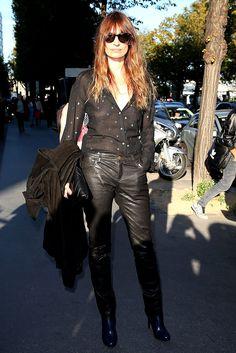Caroline de Maigret en básicos seductores   Galería de fotos 4 de 22   VOGUE