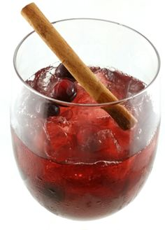 Cranberry Sangria