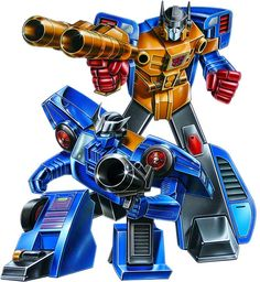 Punch/Counterpunch Autobot Doublespy