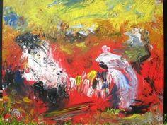 """""""El Pájaro"""", 80x100 cms, acrílico sobre lienzo, Ximena Girado, artegirado@gmail.com, instagram: ximenagiradoart"""