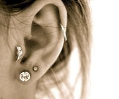 My Style / Tragus piercing