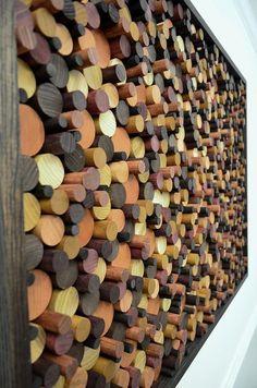 wood wall art – large WOODEN CIRCLES – wooden wall art, home decor, large wall art, rustic home decor, circle artwork Holz Wandkunst große Holzkreise 40 x 28 von StainsAndGrains Reclaimed Wood Art, Rustic Wood Walls, Wooden Walls, Wooden Furniture, Rustic Art, Furniture Decor, Weathered Wood, Office Furniture, Large Wood Wall Art
