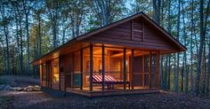 From The Outside, It's Just a Tiny Log Cabin... But Look Inside. Your Mind Will Explode - Ice Trend