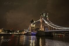 Tower Bridge night - https://500px.com/albertosuarez/galleries/london Do you like this? Visit my London gallery if you want see more works! Thank you for your support!
