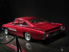 Ford Thunderbird Italien