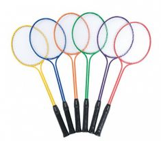 If you're looking for the best badminton rackets, look no further! Best Badminton Racket, Tennis Racket, Tennis Lessons, Rackets, Sports, Teaching, Top, Hs Sports, Education