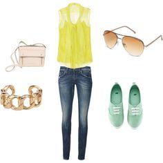 Cute Weekend Outfit :)