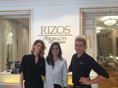 VISITA VIP | ¡Sorpresón en RIZOS The Beauty Boutique! La maravillosa bloguera y actual diseñadora de moda, Tamara Falcó Preysler ha venido a conocernos y a probar la ceremonia Kepala de Shu Uemura. ¡Se ha ido encantada! Y nosotros felices de poder cuidarla con mucho mimo. #FriendRIZOS #Madrid #Peluquería