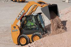 SR130 | Skid Steer Loaders | Equipment | Case Construction