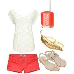 """""""Summer #2"""" by olivesarebeast on Polyvore"""