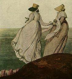 1797 morning dresses.
