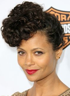 #thandieNewton #gooddeeds premiere