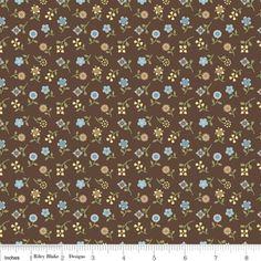 Samantha Walker - Saddle Up - Flower in Brown
