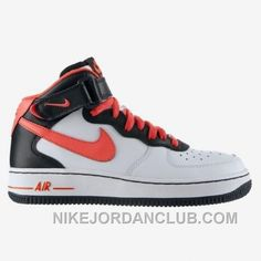http://www.nikejordanclub.com/nike-air-force-1-mid-shoes-pink-white-black-i2m5y.html NIKE AIR FORCE 1 MID SHOES PINK/WHITE/BLACK I2M5Y Only $54.00 , Free Shipping!