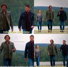 #Supernatural - Season 12 Episode 5