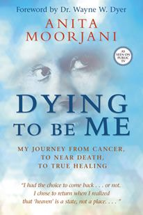 Anita Moorjani: Dying to Be Me. A very powerful memoir about illness, a near death experience, and life after such a life changing event.