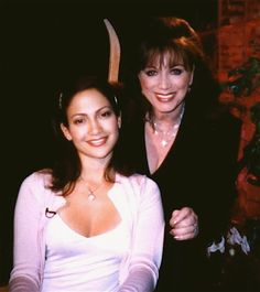 An early interview with JLo for Jackie Collins Hollywood on CBS