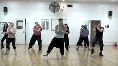 "SEAN KINGSTON - ""Fire Burning"" -  Choreography for Dance Fitness"