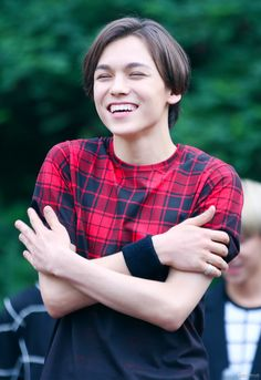 Vernon ~ Can this ball of cuteness be the death of me