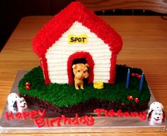 how to make a dog birthday cake without flour