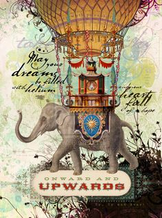 Upwards and Onward by KingBarbarossa.deviantart.com