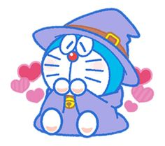Doraemon / Line Stickers Anime Fnaf, Line Sticker, Doraemon, Stickers, Cute Cartoon, Cute Wallpapers, Smurfs, Coloring Pages, Chibi