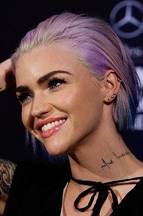 Any conceivable hair color or style… | Can We All Just Take A Moment To Appreciate Ruby Rose?