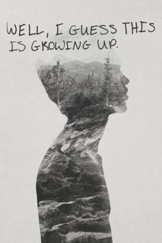 but I don't want to grow up