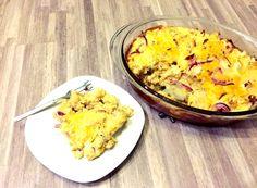 Eet jij koolhydraatarm en ben jij opzoek naar een lekker makkelijk recept? Probeer dan eens deze kip tandoori ovenschotel! Zonder pakjes en zakjes!
