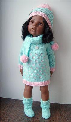 Скидки! Платья и костюмчики для кукол Готц Gotz и других кукол подобного формата…