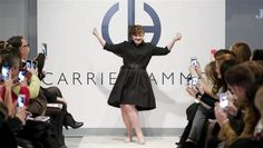"""Giving women and girls something to be proud of, Carrie Hammer's """"Role Models Not Runway Models"""" campaign is changing the way the world looks at beauty."""