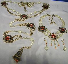 Gallery of Renaissance Jewelry including GIRDLES & Medieval Jewelry by Dorothea