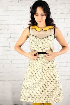 The Partly Sunny Frock