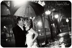 Wedding Rain, Rainy Wedding Day, Amanda Collins Photography, rain wedding day, umbrella, umbrella wedding photos