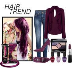 Matchy-Matchy Hair